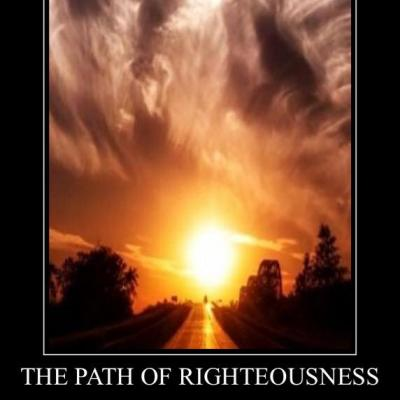 Path Of Righteouness